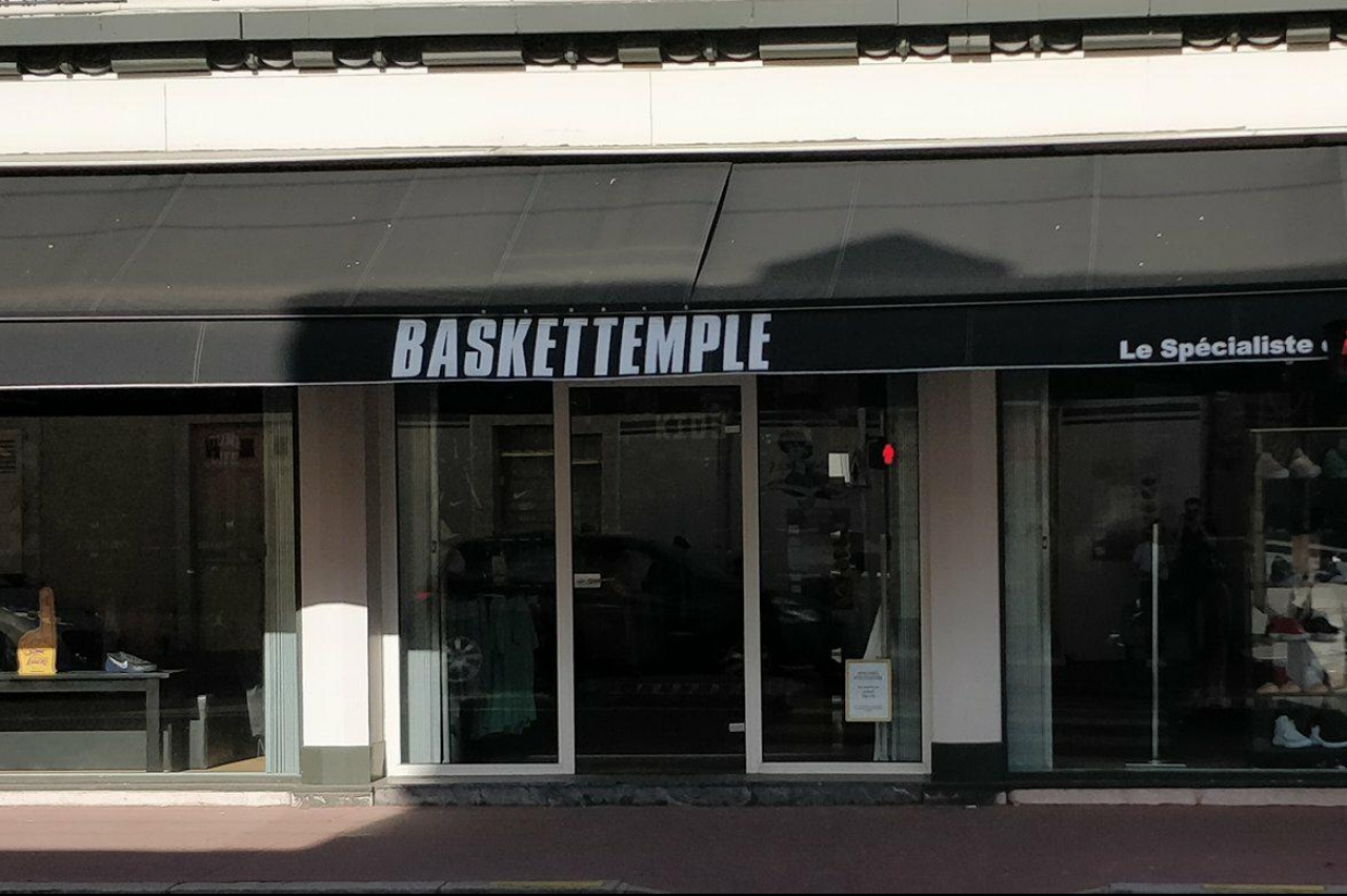BASKET TEMPLE