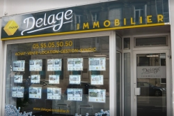 DELAGE IMMOBILIER  - Immobilier Limoges