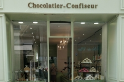 CHOCOLATERIE MARTIN  - Alimentation / Gourmandises  Limoges