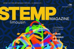 STEMP MAGAZINE LIMOUSIN - Services Limoges